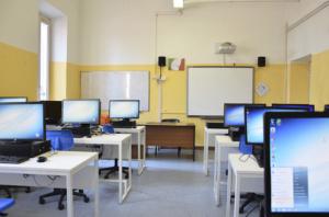 Il Liceo Kennedy per immagini