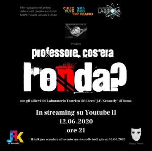 Evento in streaming