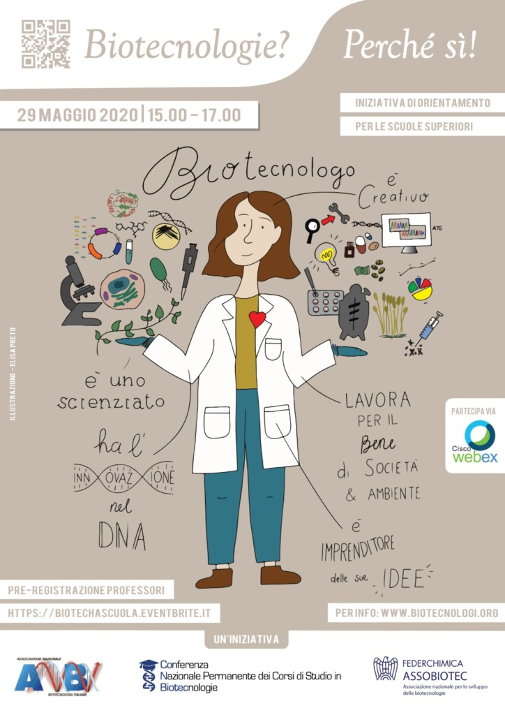 Open Day Biotecnologie
